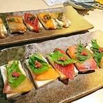 147211807 - 呉豆腐寿司梅肉