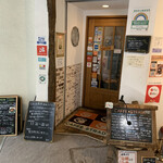 CAFFE STRADA - 入口