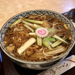 そば処 更科 広栄 - 料理写真:大たぬき 680円