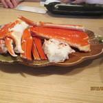 富梅 - 2012.9.8  蟹酢(ズワイ化蟹)