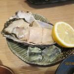 富梅 - 2012.9.8  北海道産岩牡蠣