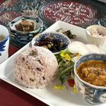 小城鍋島家Ten - 料理写真:薬膳カレー