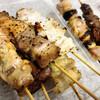 とり忠 - 料理写真:購入した串たち