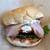 the 3rd Burger - 鴨&アップルクリームチーズバーガー