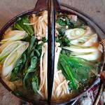 猪料理 やまおく - 猪鍋&猪焼肉