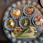 カールヴァーン ブルワリー&レストラン  - アラビアン・ターリー