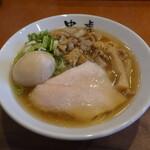 自家製麺 ラーメン創房 忠虎 - 料理写真:牛そば煮玉子(1090円)