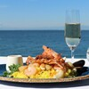 シーボニアクラブハウスレストラン - 料理写真:シーボニアライス 2,420円 シーフードピラフにアメリケーヌソースが掛かったトラディショナルシーボニアライス