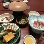 湯之元温泉 - 夕食部分