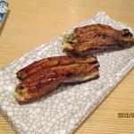 富梅 - 2012.9.8  炙り煮穴子