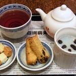 14724516 - ブルーベリーの紅茶