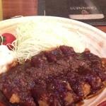 DON - 味噌カツセット