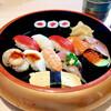 松栄鮨 - 料理写真:にぎり1.5(税込1,210円)