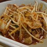 豊田屋 - 豚キムチ炒め