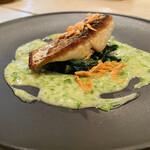 Bistro guccho - 魚料理