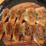 味餃子専門店 味奉行 - 焼き餃子