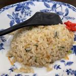 満洲味 - 定食の炒飯