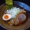 らぁ麺 家康 - 料理写真:らぁめん(あっさり) 700円