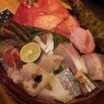 旬魚彩菜 和さ美 - お造り盛り合わせ