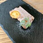 アッラゴッチャ - 金柑のチーズケーキ