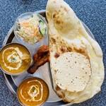インド・ネパール レストラン エベレスト - Dセット 1210円