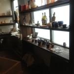 トリトンカフェ - 雑貨コーナー