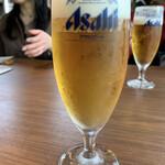 サウス ストリート バル - グラス生ビール