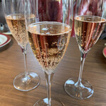 サウス ストリート バル - ロゼのスパークリングワイン