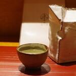 麺 みつヰ - 純米酒(福井真名鶴酒造)