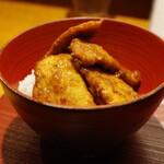 麺 みつヰ - 自家製ソースのカツ丼