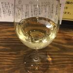 立ち呑み処 たなか屋 - 本日の白ワイン