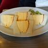 喫茶 マドラグ - 料理写真:コロナの玉子サンドイッチ