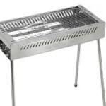 都会の農園バーベキュー広場 - BBQ用木炭コンロです。追加で必要な際にご利用ください。