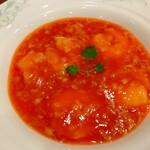 147288057 - 海老のチリソース煮