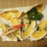 147288615 - 名代松島牡蠣グラタン。最後にアルミホイルを外して焦げ目をつけたら、もっと良かったかな?