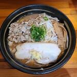 らーめん 味噌ガッツ - 料理写真:味噌ラーメン