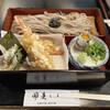 Kaiunsoba - 料理写真:天ざるそば
