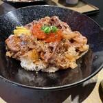 丸松 - 和牛いくら丼