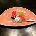 丸松 - デザート