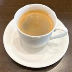 PASTA&PIZZA PANCAKE La PACE - コーヒー