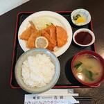 レストハウス青柳 - 料理写真:本日のランチ 690円
