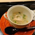 Sushiooga - ひな祭りらしく蛤、蛤だけの汁