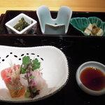 京ぜん - 料理写真:一の膳