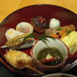 京ぜん - 料理写真:二の膳吹き寄せ