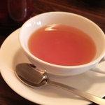 1473610 - あまり桜っぽくなかった「桜紅茶」