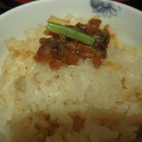 京ぜん-しじみ佃煮ご飯