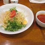 四川曹家 担担麺館 - 四川冷やし坦坦麺¥850がクーポンで¥425