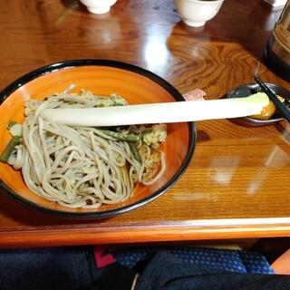 そば処 本家玉屋 - 料理写真: