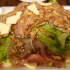 ビックベン - 料理写真:シーザーサラダ(盛りがスゴイ…)