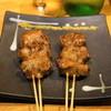 久遠の空 - 料理写真:2012.8 アミハツ(1串300円)